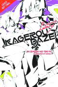 KAGEROU DAZE LIGHT NOVEL 02 HEADPHONE ACTOR