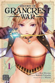 RECORD OF GRANCREST WAR 01