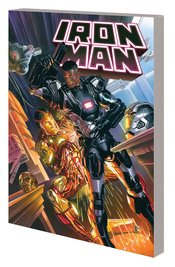 IRON MAN 02 BOOKS KORVAC II OVERCLOCK