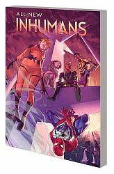 ALL NEW INHUMANS  02 SKYSPEARS