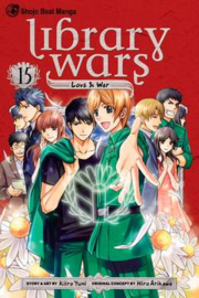 LIBRARY WARS LOVE & WAR 15