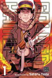 GOLDEN KAMUY 01