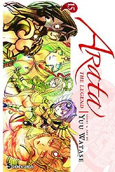 ARATA THE LEGEND 15