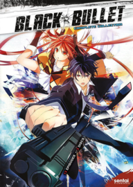 BLACK BULLET DVD COMPLETE COLLECTION
