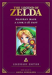 LEGEND OF ZELDA LEGENDARY ED 03 MAJORAS MASK