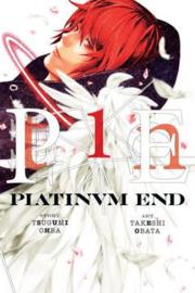 PLATINUM END 01