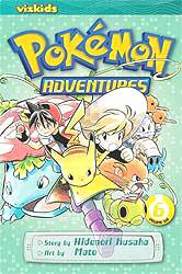 POKEMON ADVENTURES 06