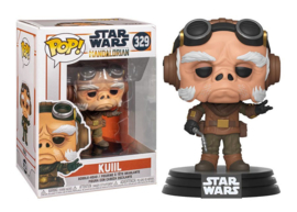 Pop! TV: Star Wars The Mandalorian - Kuiil