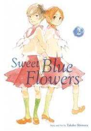 SWEET BLUE FLOWERS 02
