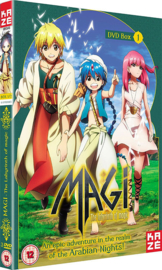 MAGI DVD SEASON ONE PART ONE