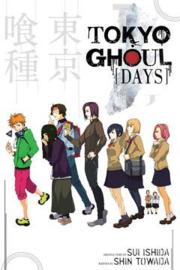 TOKYO GHOUL DAYS SC NOVEL