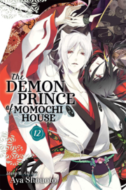 DEMON PRINCE OF MOMOCHI HOUSE 12