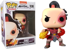 Pop! Animation: Avatar the Last Airbender - Zuko