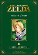 LEGEND OF ZELDA LEGENDARY ED 01 OCARINA TIME