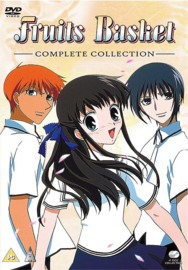 FRUITS BASKET DVD COMPLETE COLLECTION
