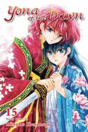YONA OF THE DAWN 15