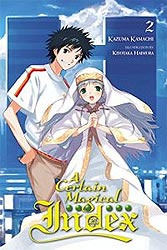 A CERTAIN MAGICAL INDEX LIGHT NOVEL 02