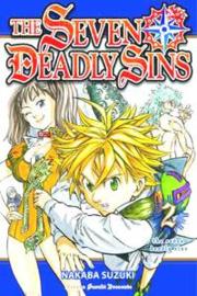SEVEN DEADLY SINS 02