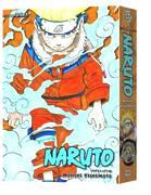 NARUTO OMNIBUS 01