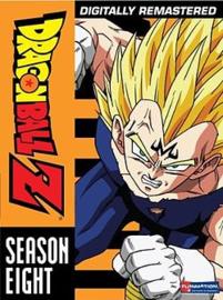 DRAGON BALL Z DVD SEASON EIGHT