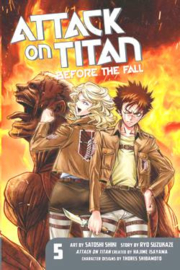 ATTACK ON TITAN BEFORE THE FALL 05