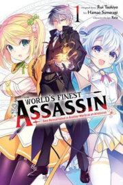 World's Finest Assassin