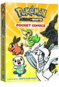 POKEMON POCKET COMICS BLACK & WHITE