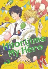 HITORIJIME MY HERO 03