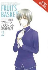 FRUITS BASKET COLLECTORS ED 02