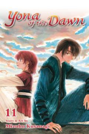 YONA OF THE DAWN 11