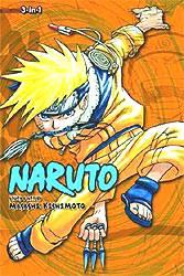 NARUTO OMNIBUS 02