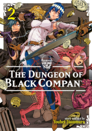 DUNGEON OF BLACK COMPANY 02