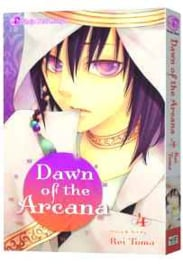 DAWN OF THE ARCANA 04