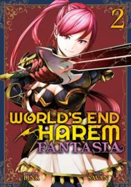 WORLDS END HAREM FANTASIA 02