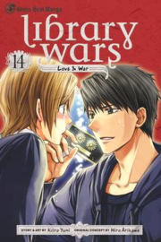 LIBRARY WARS LOVE & WAR 14