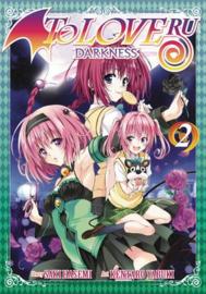 TO LOVE RU DARKNESS 02