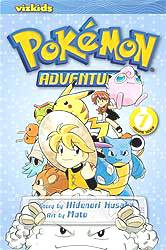 POKEMON ADVENTURES 07