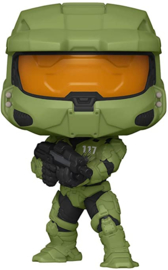 Pop! Games: Halo Infinite - Master Chief (with MA40 Assault Rifle)