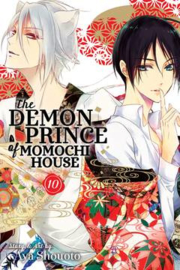 DEMON PRINCE OF MOMOCHI HOUSE 10