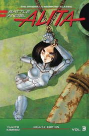 BATTLE ANGEL ALITA DELUXE ED 03