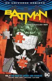 BATMAN 04 THE WAR OF JOKES & RIDDLES