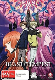 BLAST OF TEMPEST DVD COMPLETE COLLECTION