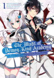 Misfit of Demon King Academy