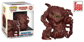 Pop! TV: Stranger Things - Tom / Bruce Monster 6""