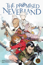 PROMISED NEVERLAND 17