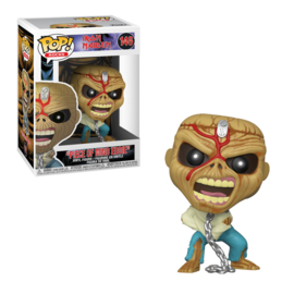 """Pop! Rocks: Iron Maiden - """"Piece of Mind Eddie"""""""