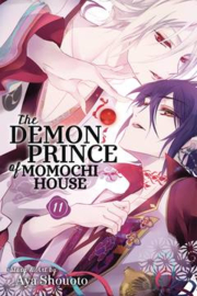 DEMON PRINCE OF MOMOCHI HOUSE 11