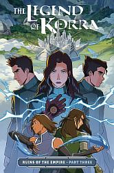 AVATAR LEGEND OF KORRA 06 RUINS OF EMPIRE PART 03