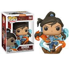 Pop! Animation: Avatar The Legend of Korra - Korra