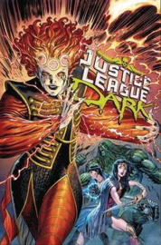 JUSTICE LEAGUE DARK 03 WITCHING WAR